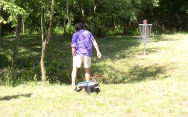 Moraine State Park - Disc Golf event