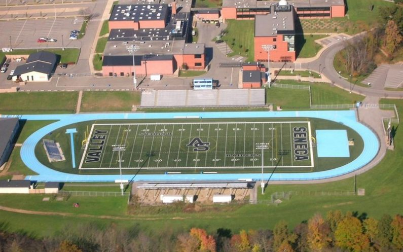 Seneca Valley football field