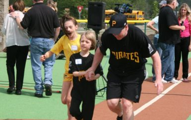 Pittsburgh Pirates Charities Miracle League Field