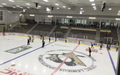 Hockey tournament venue in Cranberry PA