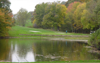 golfing destinations just North of Pittsburgh PA