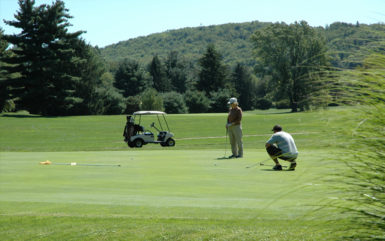 golfing tournaments in Western PA