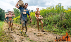 Tough Mudder held at Cooper's Lake