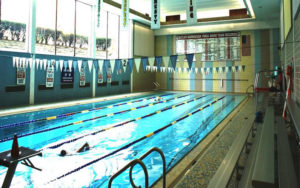 pools for swim meetings North of Pittsburgh