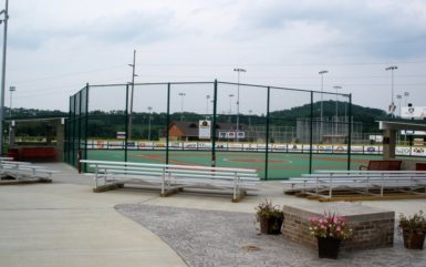 Dick's Sporting Goods Sportsplex baseball field