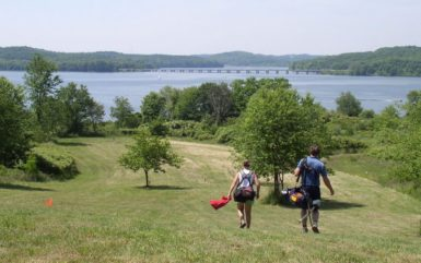 Moraine State Park - Disc Golf tournament