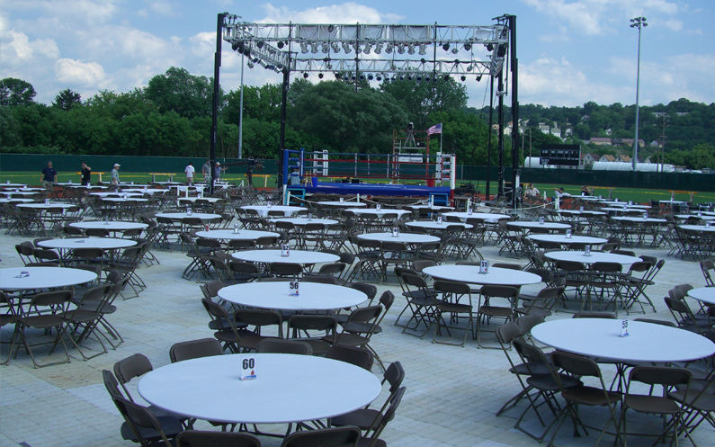 large outdoor event venue in Butler PA