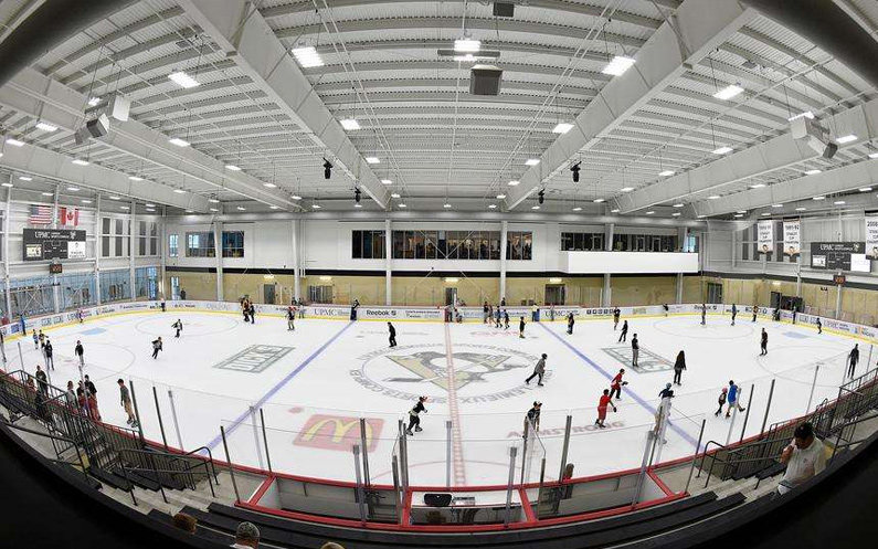 UPMC Lemieux Sports Complex ice hockey tournaments