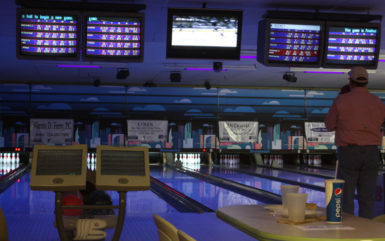 bowling alley venue for touraments