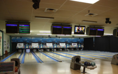 bowling venue for touraments