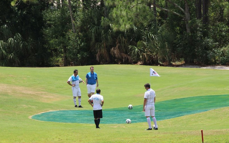 outdoor sport foot golf