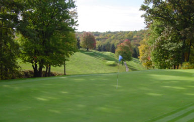 golf outing venue north of Pittsburgh